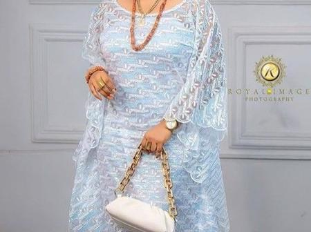 Matured Ladies, Check Out These Ankara BouBou Styles You Can Sew And Look Fabulous