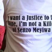 One of the accused in Meyiwas case left people in shock by the T shirt he was wearing (Pictures)