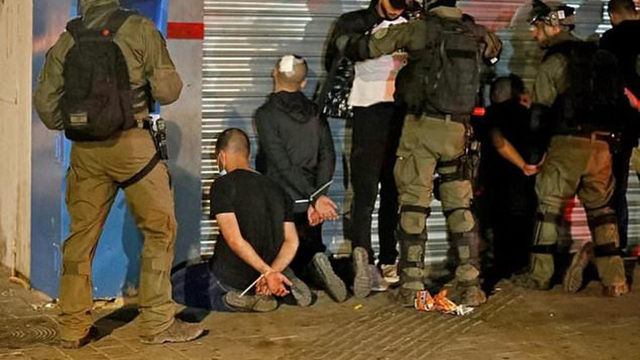 Arab Israelis, Palestinians charged with murder of Jew