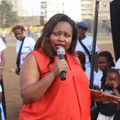 Millicent Omanga Stuns Matungu Residents by Asking For a Place to Sleep