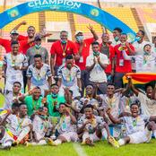 Black Satellites Of Ghana To Receive Mega Bonus After A Successful U-20 Afcon - Reports