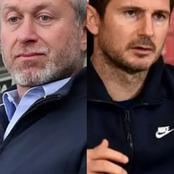 Despite Sacking Frank Lampard, See What The Owner Of Chelsea Football Club Said Concerning His Exit