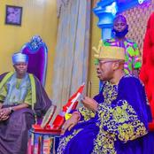 The Chief Imam Of Offaland Pays Courtesy Visit To Oluwo Of Iwoland
