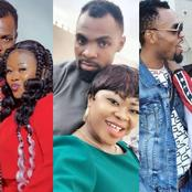 See How Rev. Obofour And Ciara Antwi Bofowaa Looks Just Perfect Together, Check Out Photos Of Them