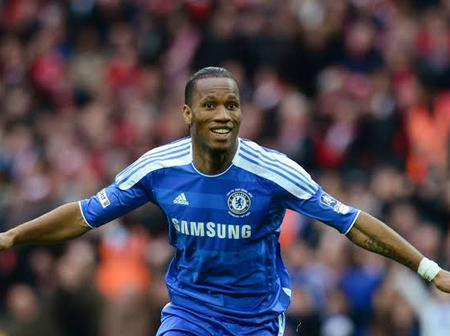 Didier Drogba Is 43 Years Old Today, See One Of His Best Achievements As A Professional Footballer.