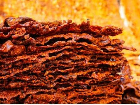 How to prepare homemade kilishi