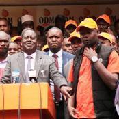 ODM Allies Now Wants President Kenyatta To Kick Kibicho Out Of BBI Plans