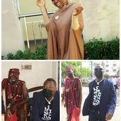 After Ifa Priest escorted Sowore to his court hearing today, see how Aisha Yesufu reacted
