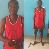In Anambra a 35 year old man stabs his wife to death.