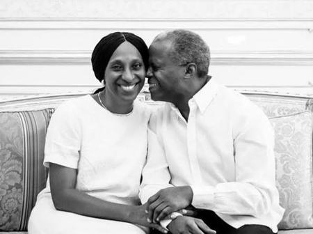 Check Out Lovely Photos Of Vice President Yemi Osinbajo And His Wife.