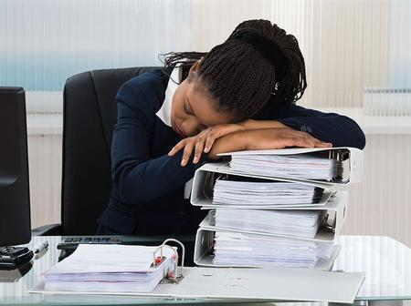 4 Reasons Why You Have Been Feeling Tired All Of The Time