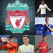 UPDATE: Liverpool Board Set To Sign World-Class Defender To Replace Virgil Van Dijk, Kepa To Sevilla
