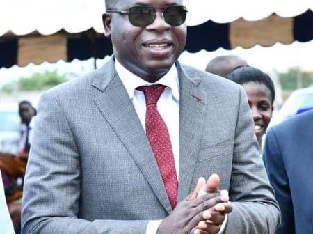 Le ministre Amédée Koffi Kouakou reconnaissant au Président Ouattara lui adresse un message fort