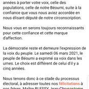 Législatives : Le ministre Sidi Tiemoko Touré reconnaît sa défaite