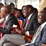 Bungoma: Dr Kituyi Scampers For Safety After Angry Locals Chanting Praises For Dp Ruto Chased Him