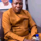 Sunday Igboho Speaks On FG's Orders To Shoot Anyone Caught With AK-47 Rifles