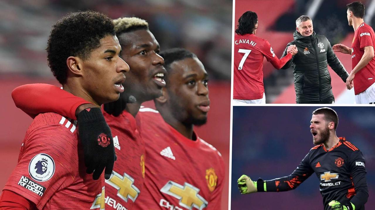 Admit it Ole! Man Utd are in the Premier League title race