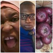 After A Hausa Man Showed The Onions He Bought For N70 In The North, See What Aisha Yesufu Said