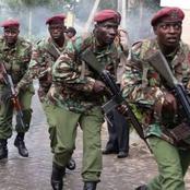 Update: Armed GSU Officers Raid Rashid Echesa's Home