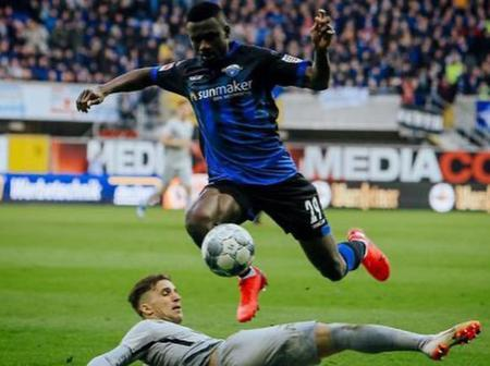 Super Eagles star inspires his German club to a 2-0 away victory