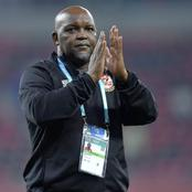 Mosimane is accused of finishing his players