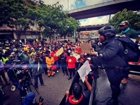 Six things you need to know about the National strike to take place on the 24th of February 2021.