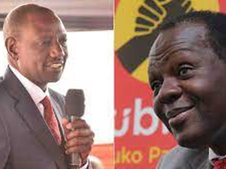 Is The Sudden Change by Jubilee An Indication That Ruto Is The Man To Watch In 2022?