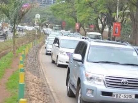 Top 10 Most Stolen Cars in Kenya; Features That Thieves Look For