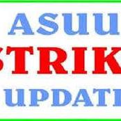 Latest news on ASUU strike and when school will resume