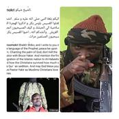 See The Translation Of The Arabic Message Written To Bokoharam Leader By Reno Omokri