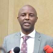 "Kenyans Reacts To Senator Irungu Kang'ata's ""It is Either UDA or Chungwa"" Statement"