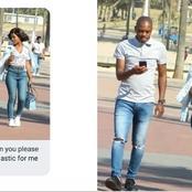 Mzansi reacts after seeing something strange that most won't see it