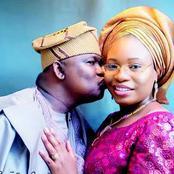 Romantic Photos Of Senator Olamilekan Yayi And His Beautiful Wife