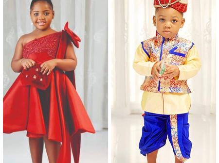 Meet all the 5 Adorable and Cute Kids of Reverend Obofour. (PHOTOS).