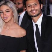 شاهد.. زوجة الحارس محمد الشناوي التي خطفت الأنظار والقلوب بجمالها الشديد.. صور