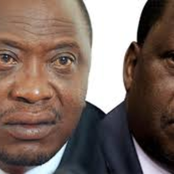 Tug Of War Between President Uhuru Kenyatta And His Handshake Partner Raila Odinga Over Ruto