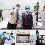 Covid-19, Les vaccins sont à Abidjan : Qu'en pensez-vous ?