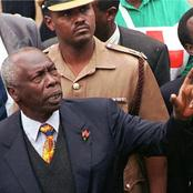 Why Moi Went Into Hiding After Kenyatta's Death