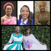 Hommage / Journée internationale de la femme : Ma joie en elles...