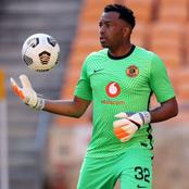 Itumeleng Khune Set To Leave Kaizer Chiefs?