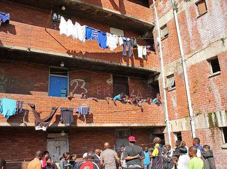 KZN Glebelands Hostel is well known for being the home of hitmen