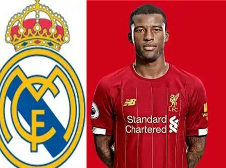 Inter Milan have stepped up their interest in Liverpool midfielder Gini Wijnaldum