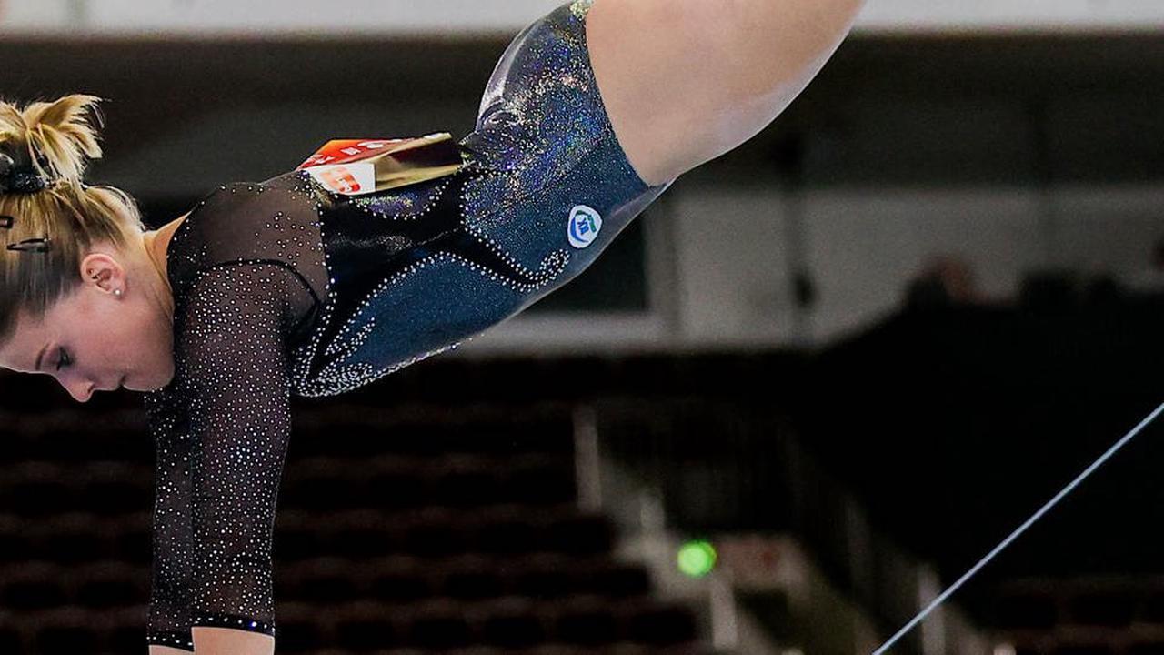 Silber am Stufenbarren: Heidelberger Turnerin Elisabeth Seitz verpasst 24. Meistertitel - Sport