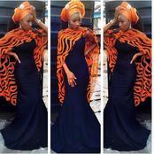 Ladies, Dress To Impress Your World With These Hausa Ankara Designs (PHOTOS)