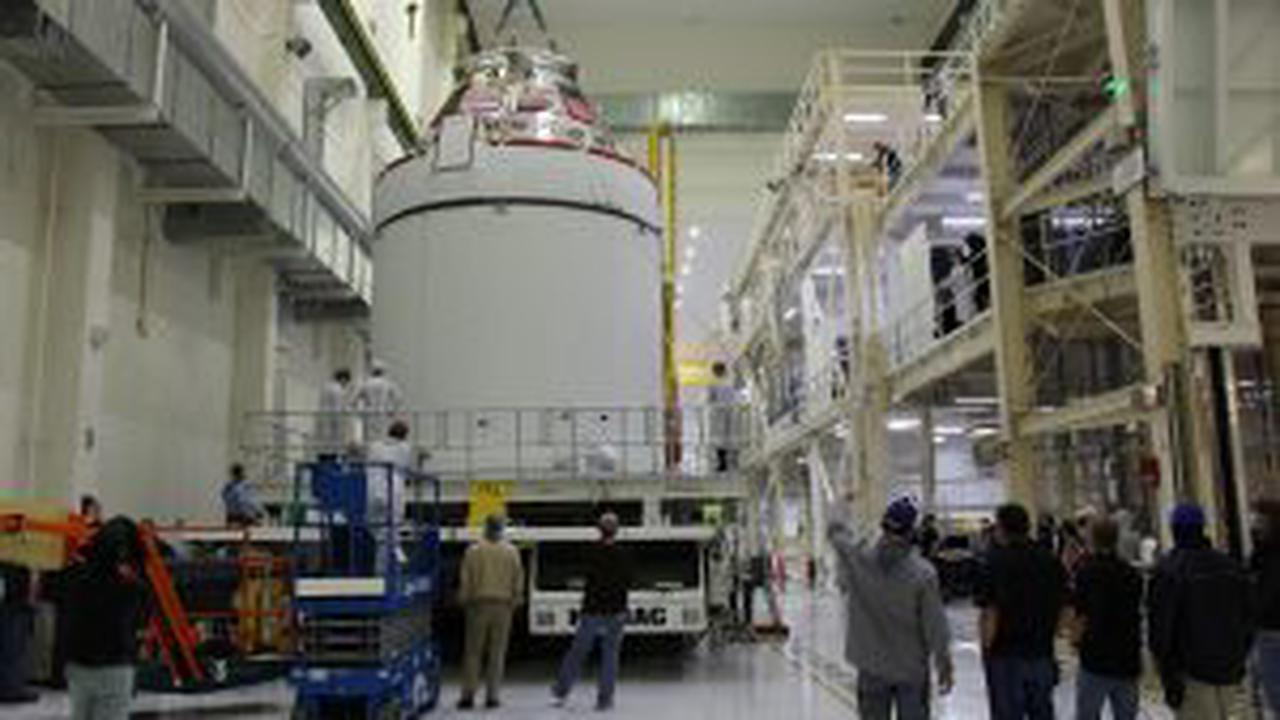 Orion spacecraft is ready for Moon orbit