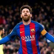 La-Liga Top Scorers After Lionel Messi Added A Goal To His Tally