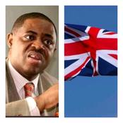 Nigeria Must Remain Together At All Costs- A British Minster Tells FFK.