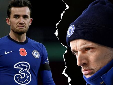 Three Words Tuchel Said To Ben Chilwell During Leeds Game That Could Decide His Chelsea Future