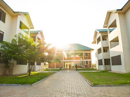 ICGC Shines! Dr. Mensah Otabil's University is a proof that, He is a Doer of His Messages! PICS