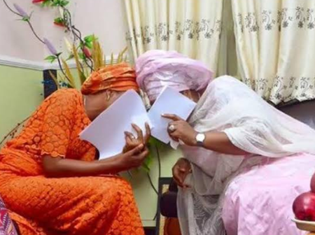 Photos of the First Lady and Second Lady of Nigeria that Shows they Have a Good Relationship